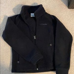 Youth Columbia fleece coat
